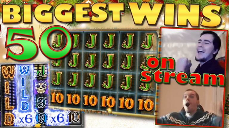Casino Streamers Biggest Wins Compilation Video #50