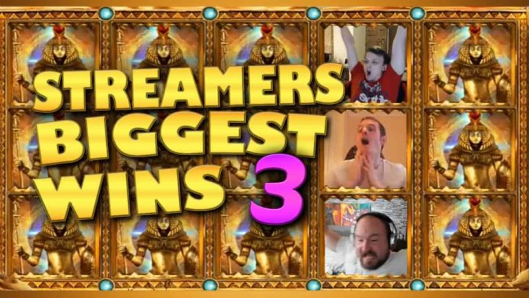 Casino Streamers Biggest Wins Compilation Video #3/2018
