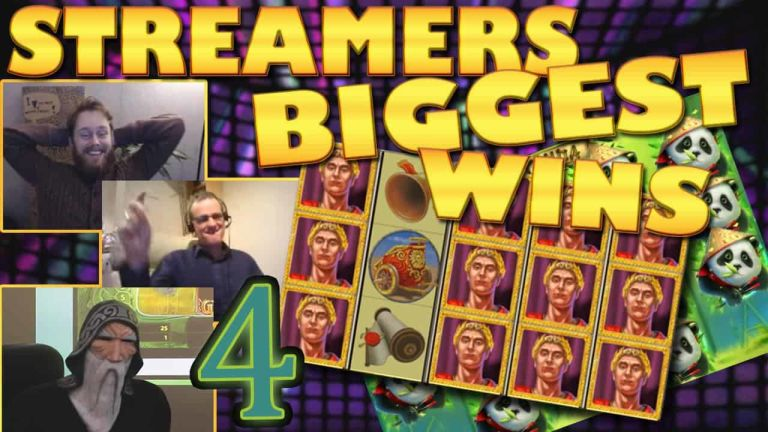 Casino Streamers Biggest Wins Compilation Video #4/2018