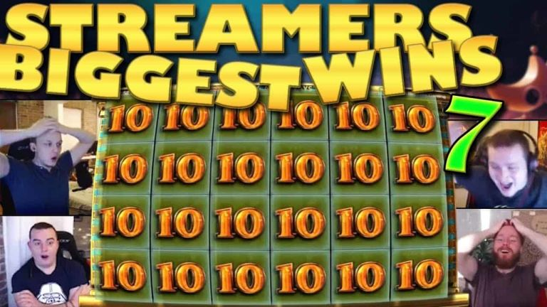 Casino Streamers Biggest Wins Compilation Video #7/2018