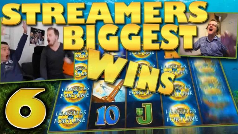Casino Streamers Biggest Wins Compilation Video #6/2018