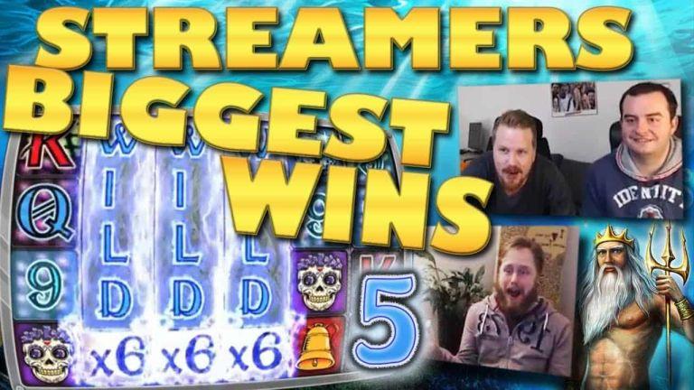 Casino Streamers Biggest Wins Compilation Video #5/2018
