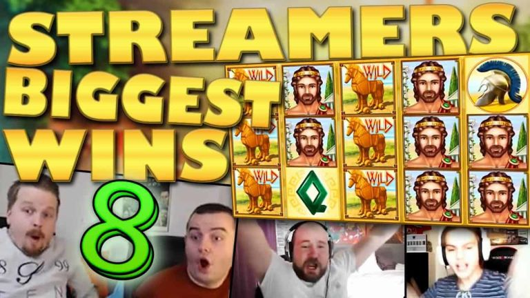 Casino Streamers Biggest Wins Compilation Video #8/2018