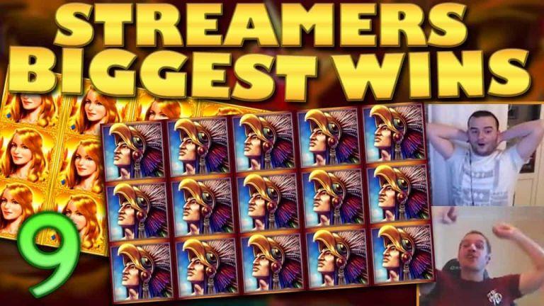 Casino Streamers Biggest Wins Compilation Video #9/2018