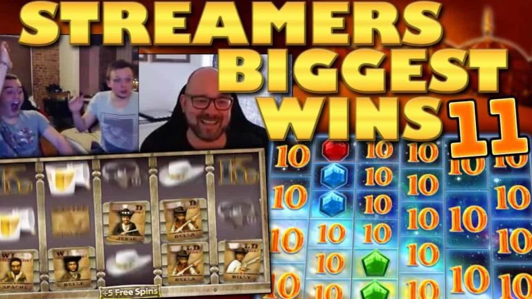 Casino Streamers Biggest Wins Compilation Video #11/2018