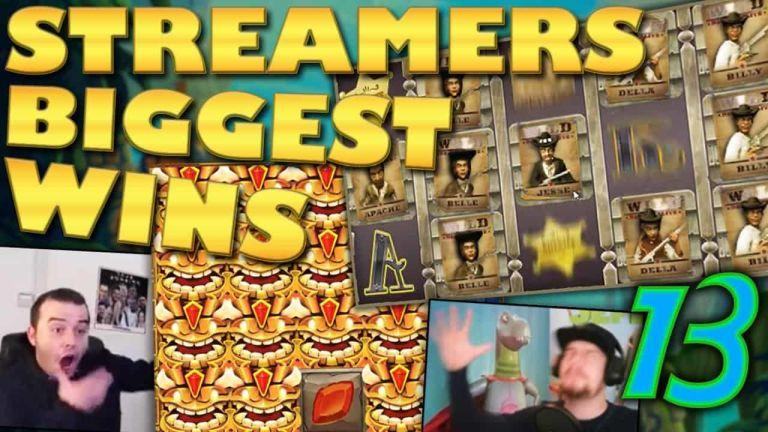 Casino Streamers Biggest Wins Compilation Video #13/2018