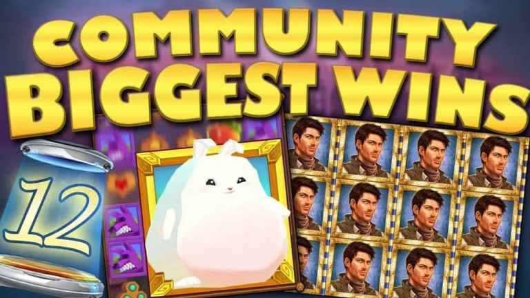 Community Big Wins Slots Compilation Video: #12/2018