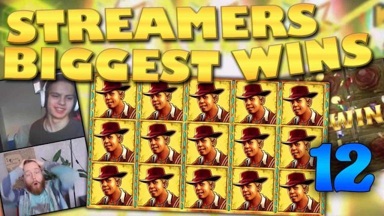 Casino Streamers Biggest Wins Compilation Video #12/2018