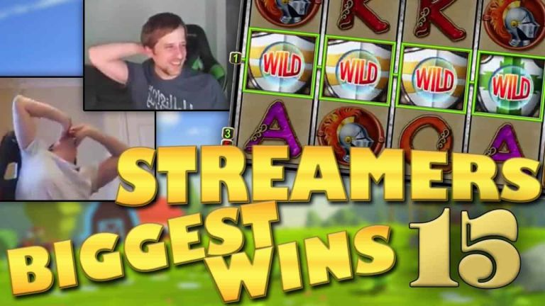 Casino Streamers Biggest Wins Compilation Video #15/2018
