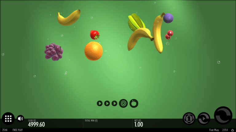 Slot Review – Thunderkick - Fruit Warp