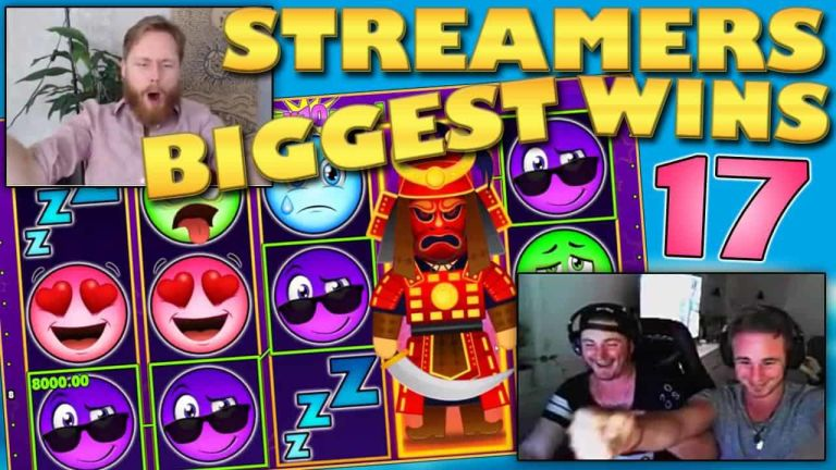 Casino Streamers Biggest Wins Compilation Video #17/2018