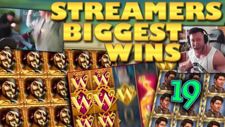 Casino Streamers Biggest Wins Compilation Video #19/2018