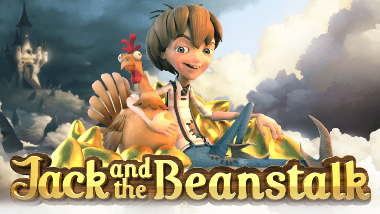 Video Slot review - Jack and the Beanstalk - NetEnt