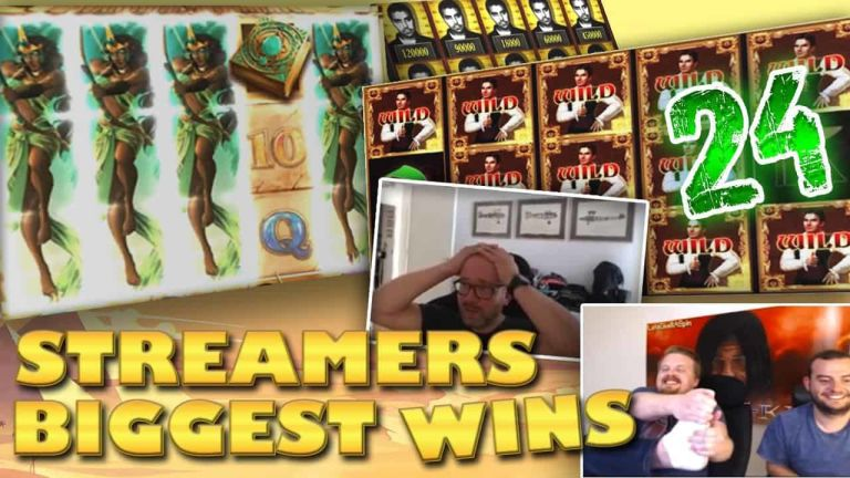 Casino Streamers Biggest Wins Compilation Video #24/2018