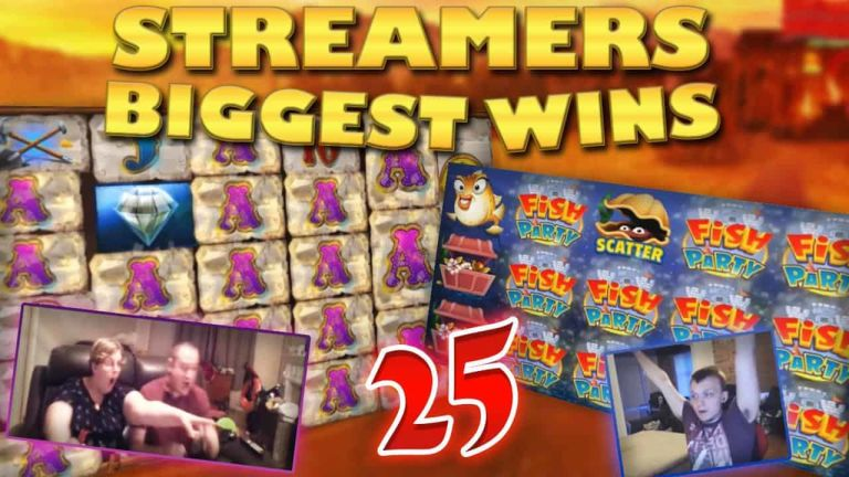Casino Streamers Biggest Wins Compilation Video #25/2018