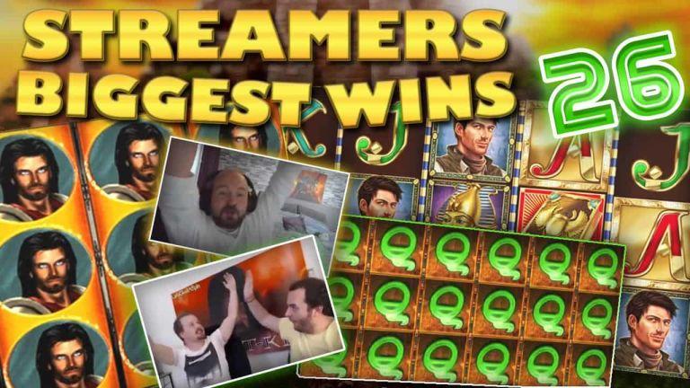 Casino Streamers Biggest Wins Compilation Video #26/2018