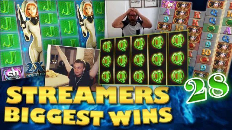 Casino Streamers Biggest Wins Compilation Video #28/2018