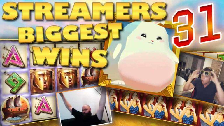 Casino Streamers Biggest Wins Compilation Video #31/2018