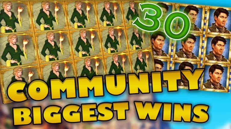 Community biggest slot wins Part 30 of 2018