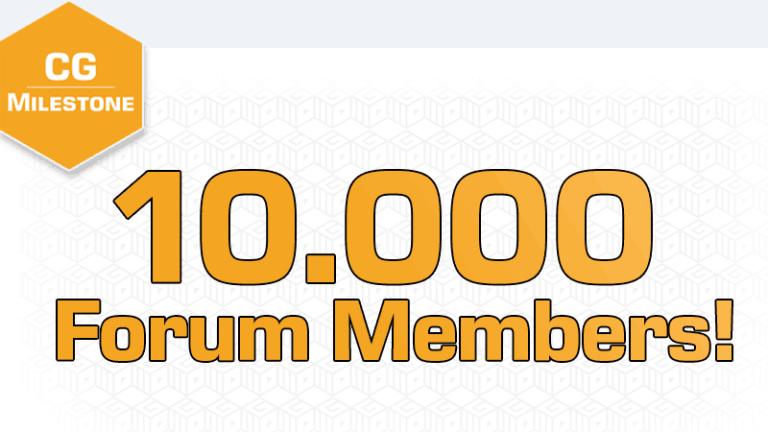 10000 Members