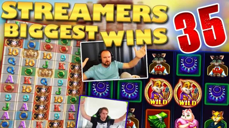 Casino Streamers Biggest Wins Compilation Video #35/2018