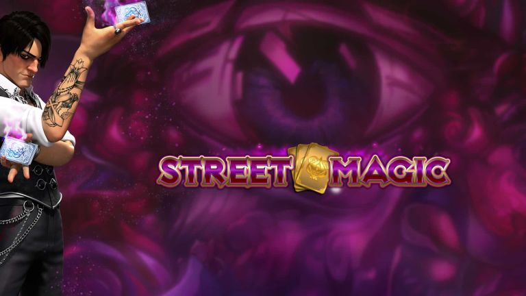 New Slot Announced Street Magic from Play'n Go