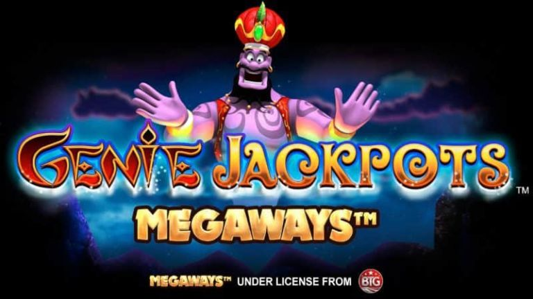 Video Slot Review of Genie Jackpots MegaWays from Blueprint