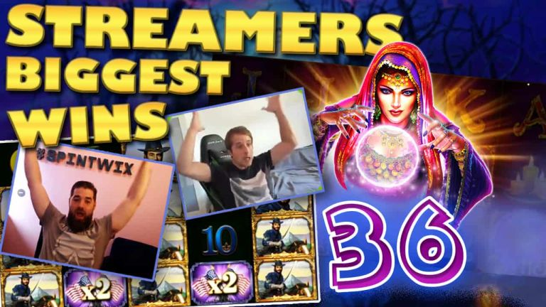 Casino Streamers Biggest Wins Compilation Video #36/2018