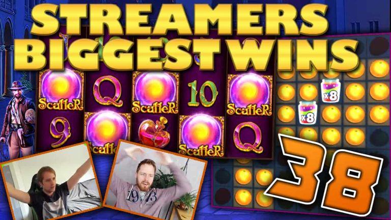Casino Streamers Biggest Wins Compilation Video #38/2018