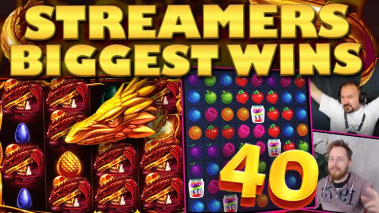 Casino Streamers Biggest Wins Compilation Video #40/2018