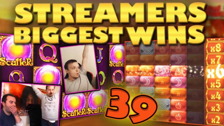 Casino Streamers Biggest Wins Compilation Video #39/2018