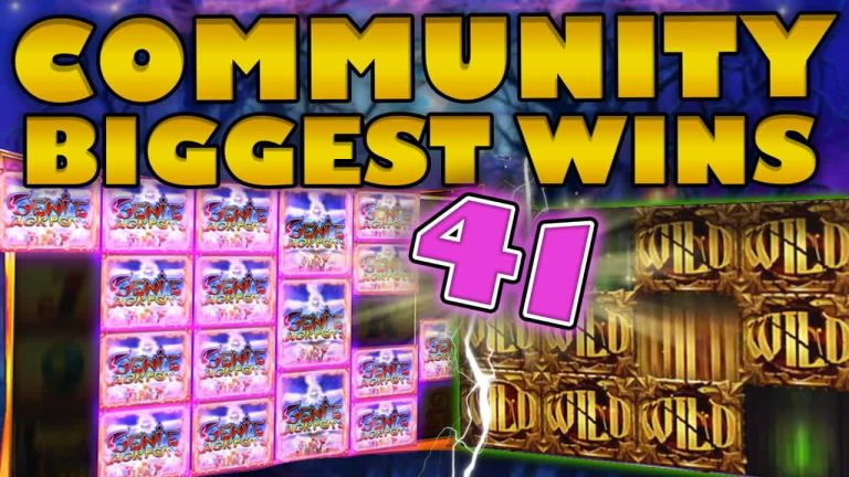 Community Big Wins Slots Compilation Video: #41 /2018