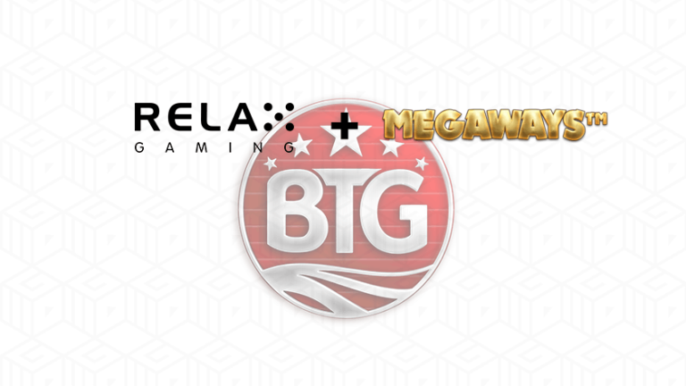 Relax - BTG is in Town! Big Time Gaming to Relax Gaming Platform
