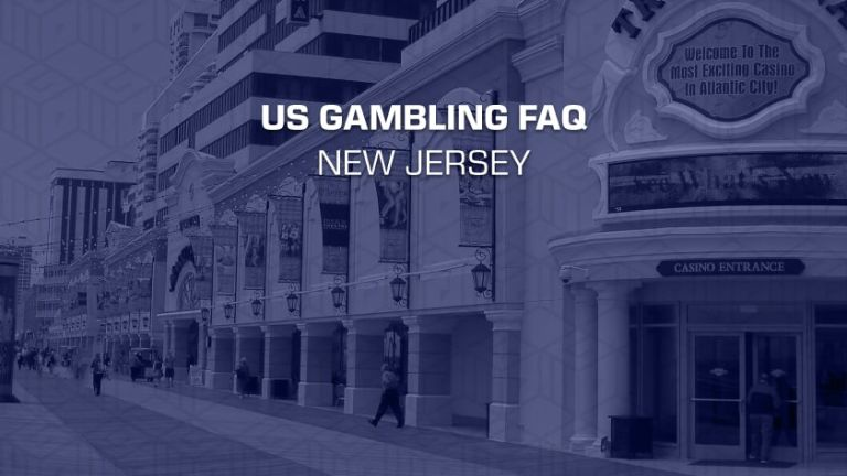 NJ Online Casinos FAQ: Everything you Need to Know