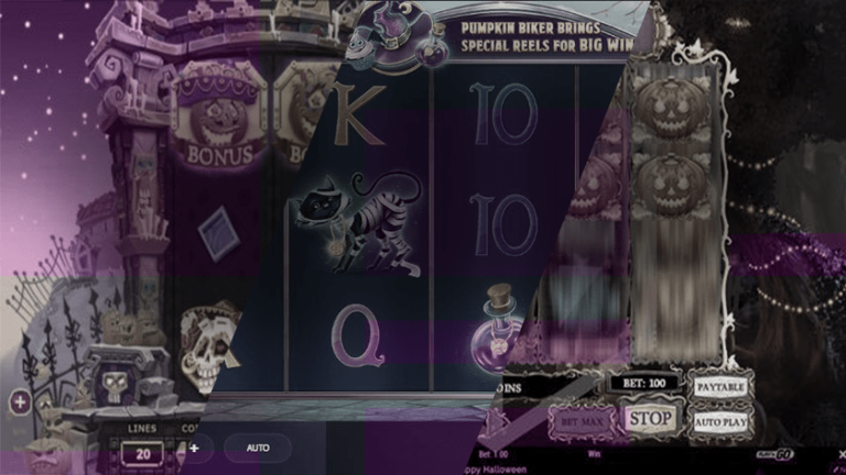 Top Video Slots to Play this Halloween