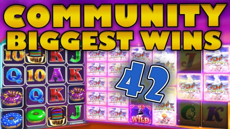 Community Big Wins Slots Compilation Video: #42 /2018