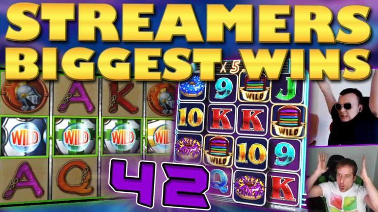 Casino Streamers Biggest Wins Compilation Video #42/2018