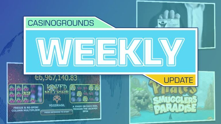 Joker Millions Jackpot historically high - CG Weekly - 43