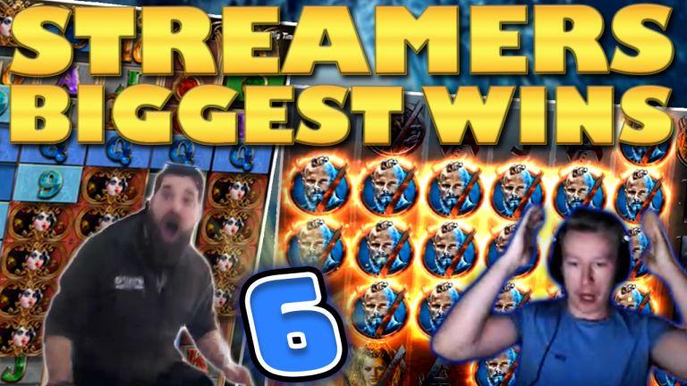 Casino Streamers Biggest Wins Compilation Video #6/2019