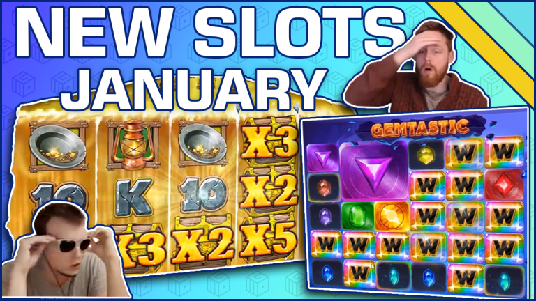 Top New Video Slots January 2019