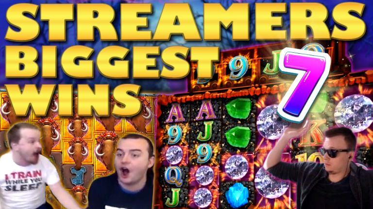 Casino Streamers Biggest Wins Compilation Video #7/2019