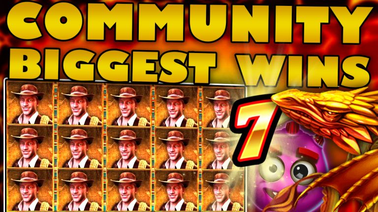 Community Big Wins Slots Compilation Video: #7 /2019