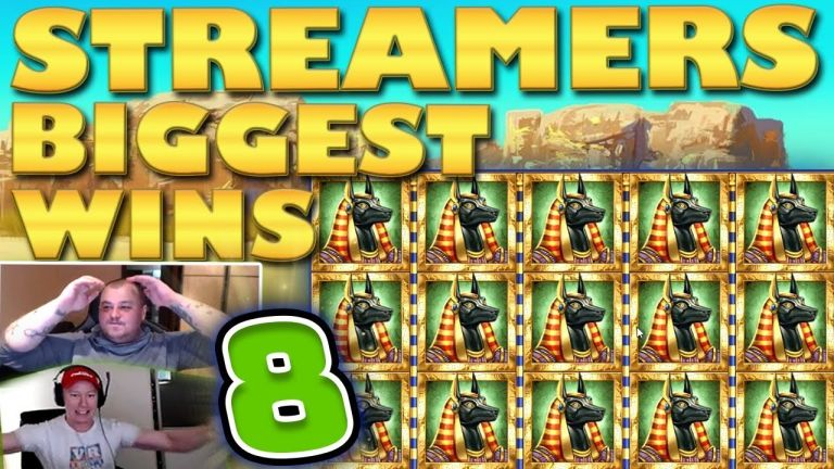 Casino Streamers Biggest Wins Compilation Video #8/2019