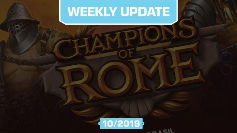 Bonus Hunts and Guides - CG Weekly 10