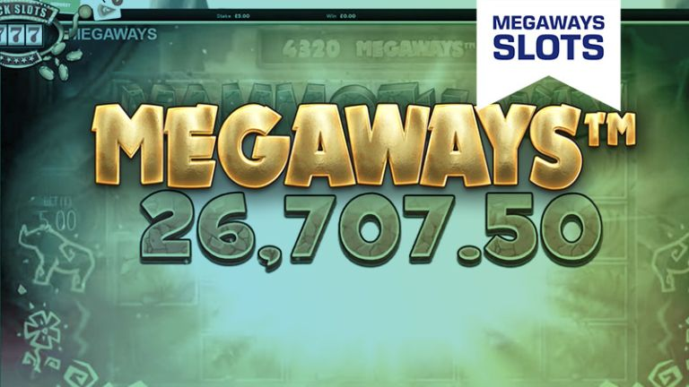 Megaways™ Slots: Bigger. Better. Faster. Stronger.