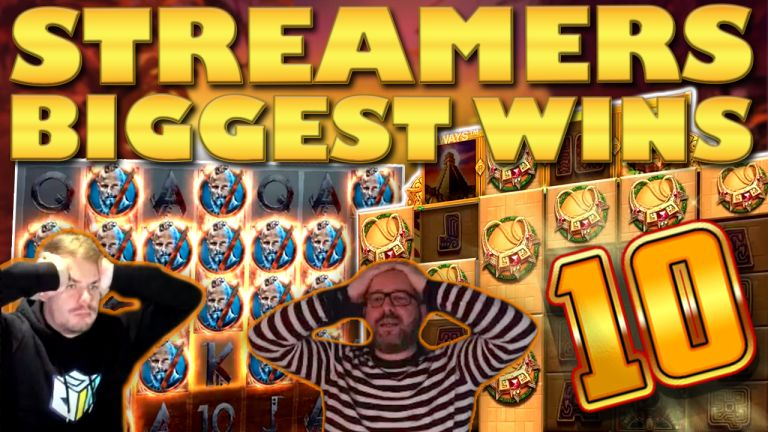 Casino Streamers Biggest Wins Compilation Video #10/2019