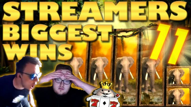 Casino Streamers Biggest Wins Compilation Video #11/2019