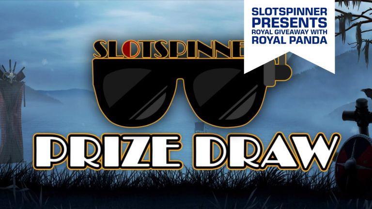 Royal Panda SlotSpinner Giveaway!