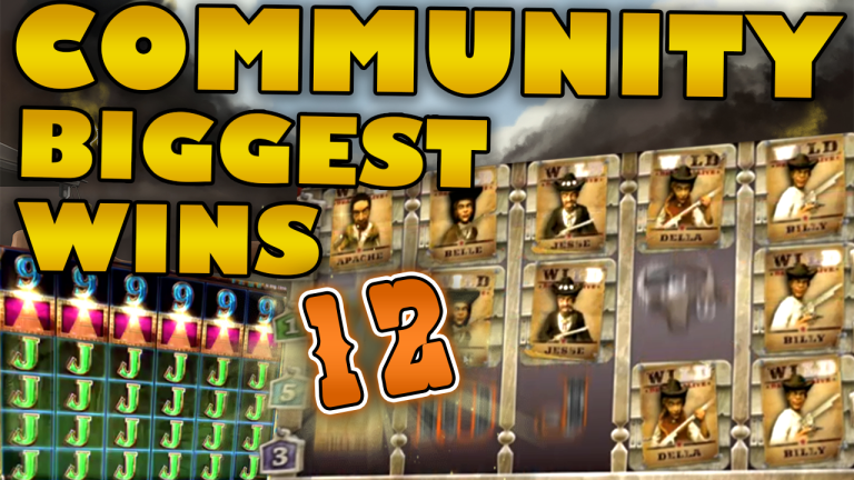 Community Big Wins Slots Compilation Video: #12/2019