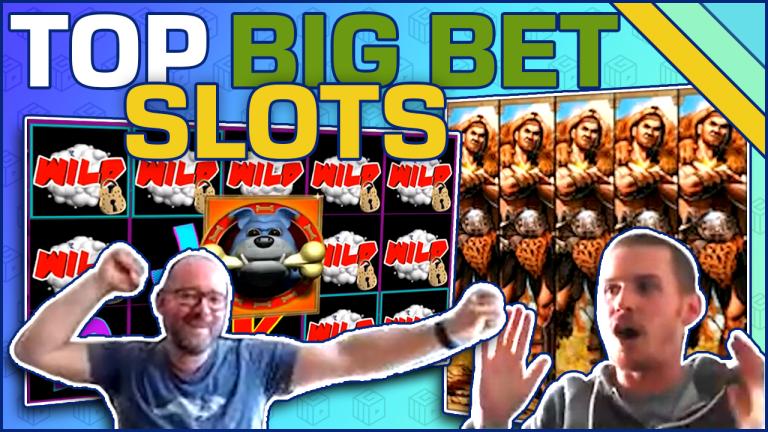Top Big Bet Slots